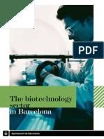Barcelona - Dossier Biotecnologia Eng