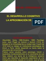 EL DESARROLLO COGNITIVO. LA APROXIMACION DE PIAGET22222222222222222222222222222222222222222222222.ppt