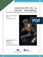 Los Estados-nación en la Globalización Neoliberal- Las Diferentes Dimensiones de la Crisis Del Estado Español