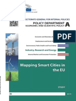 EU - Mapping Smart Cities