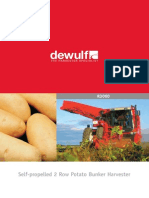 dewulf R3060 Potato Harvester Brochure ENG