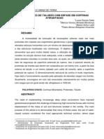 CONTENÇÃO DE TALUDES COM ENFASE EM CORTINAS ATIRANTADAS