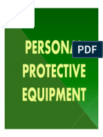 3.1Personal Protective Equipment