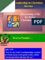 WP-05 Christian Commission 2