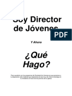 Manual Para Director de Jóvenes