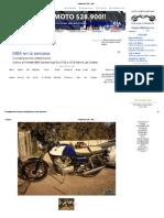 Yamaha SRV 250 - 1992