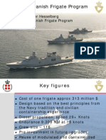 Danish Frigate Program brief_May 2014