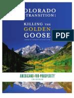 Golden Goose Report