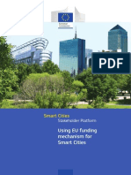 EU - Guideline-Using EU Fundings Mechanism for Smart Cities