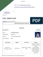 View Admit Card.pdf