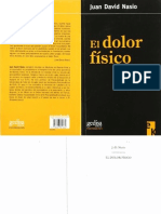 El Dolor Físico [Juan-David Nasio]