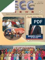 ECC News July-September 2008