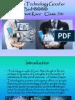 powerpoint tech