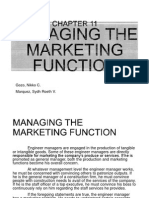 Managing the Management Function