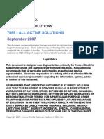 7085 solution