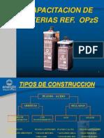 Conferencia Baterias OPzS Cap 1