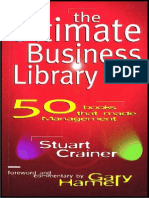 Business Library 50 Books That Made Management