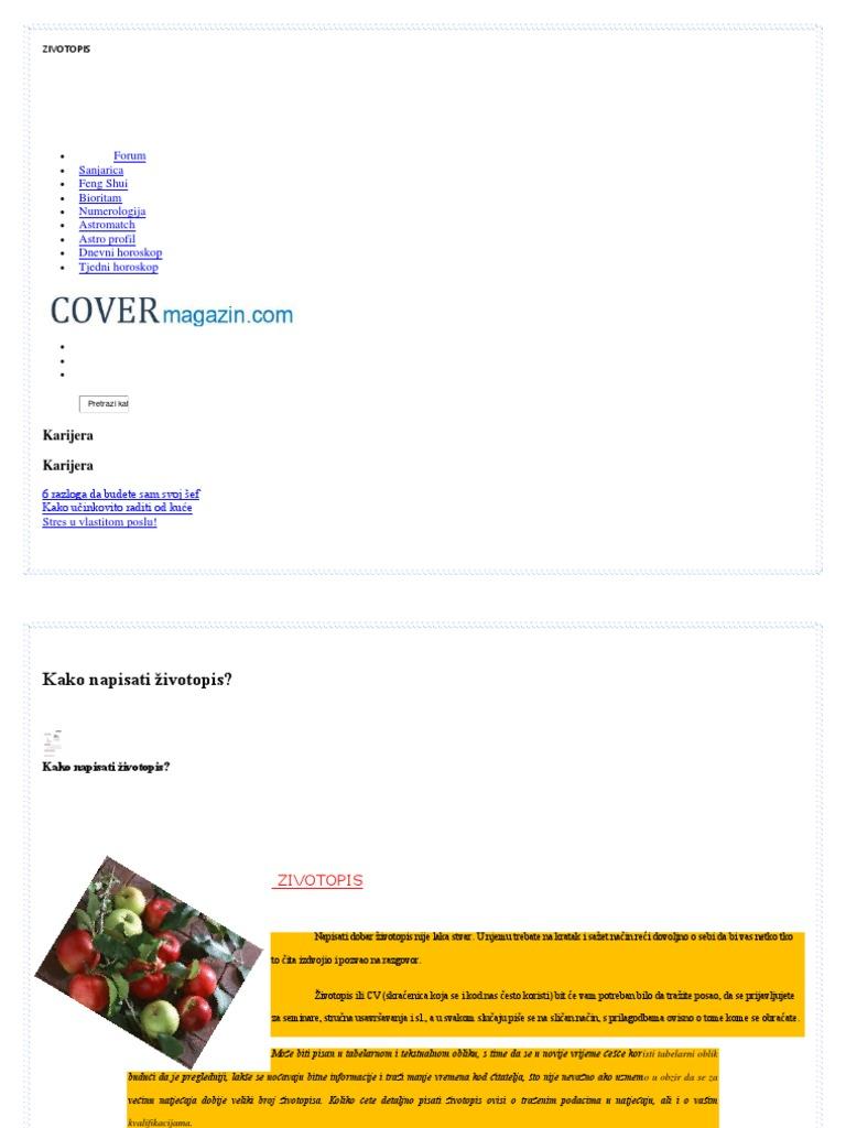 kako napisati učinkovit online dating profil predložak e-pošte za web mjesto za upoznavanje