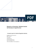 Consumer Research 2010 Purchase Attitudes Final