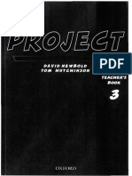Project 3 Third Edition Teachers Book Pdf