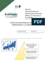 Ejemplo de Presentacion NIIF-Bancoldex