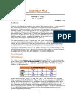 Investment Letter November 2014