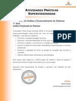 ATPS Analise Estrutruada de Sistemas (1)