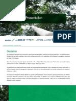 Institutional Presentation 3Q14