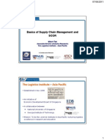 6.3 - Chieu - 2 - Basics of Supply Chain Management and SCOR