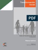 Indice de Transformacion Social - Marco Teorico