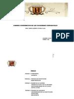 Características de Las Sociedades Mercantiles