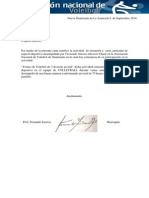 Carta Fede