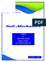 Soil Mechanics-lecture Notes With Cover-2