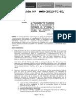 Resolucion Osce-constructora Paucar Espinoza s.a.c
