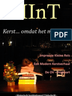 HInT December 2009 Website
