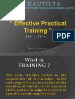 Training 2011 6sem
