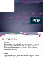 Presentation of D & S