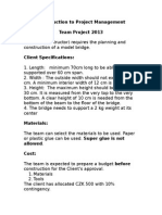 PM Team Project - Bridge.doc
