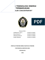 makalah solar concentrator.doc