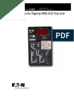 EATON digitrip 810
