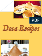 Dosa Recipes