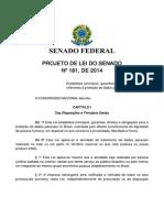 Projeto de Lei de Proteção de Dados Pessoais