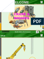 Crane & Rigging Safety