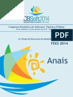 Cbsoft 2014 Anais