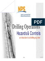 NPS Drilling Safety Induction Rev 1