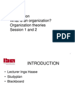 Session 1 and 2_Introduction and Organization Theories