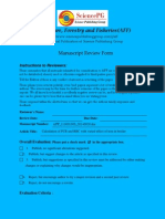Agriculture, Forestry and Fisheries(AFF)