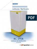 Manual Tecnico Hussmann RC290B