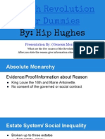 french revolution for dummies  - genesis morales