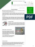 Instructivo de Trabajo Uso de Tarjetas de Bloqueo ___ Paritarios